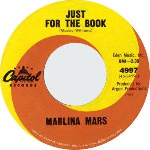 MARS MARLINA 63 A