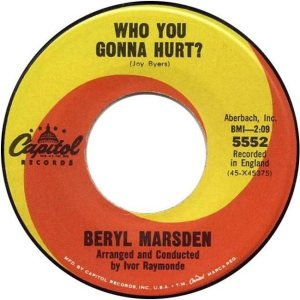 MARSDEN BERYL 65 B