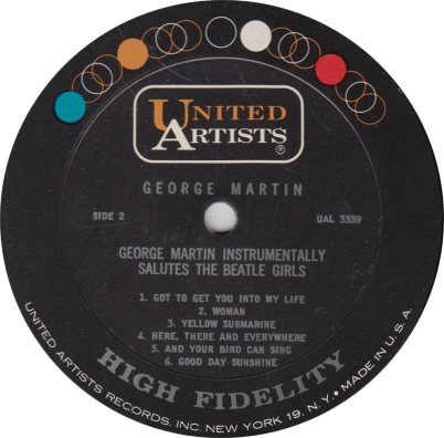 MARTIN GEORGE - BEATLE GIRLS R_0001