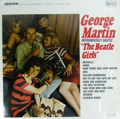 MARTIN GEORGE - BEATLE GIRLS