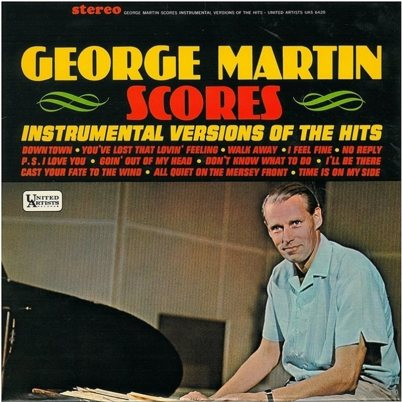 MARTIN GEORGE - INST HITS