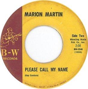 MARTIN MARION 69 B