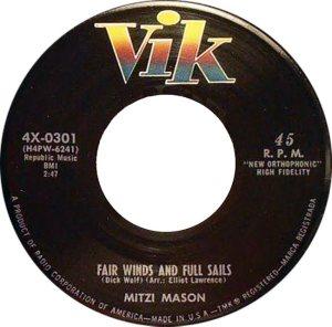 MASON MITZI 57 A