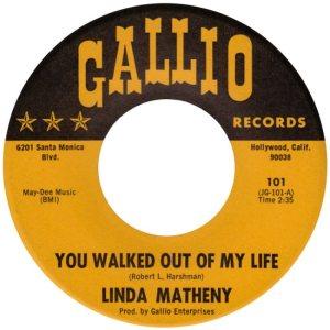 MATHENY LINDA 63 A