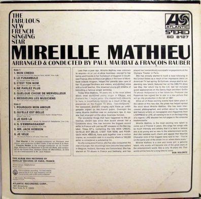 MATHIEU MIREILLE COV 2