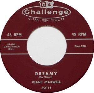MAXWELL DIANE 58 A