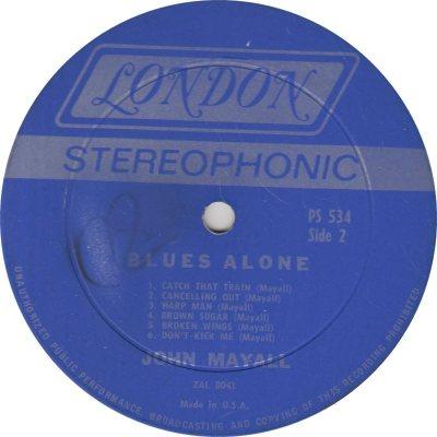 MAYALL J - 03 - BLUES ALONE_0001