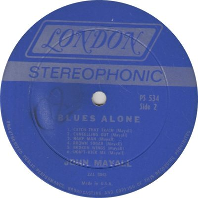 MAYALL J - 03 - BLUES ALONE_0001