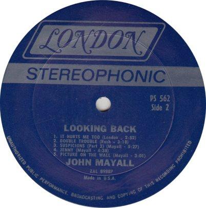 MAYALL J - 06 - LOOKING_0001