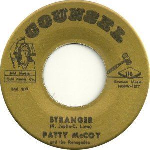MCCOY PATTY AND RENEGADES A