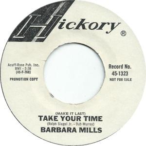 MILLS BARBARA 0 65 A