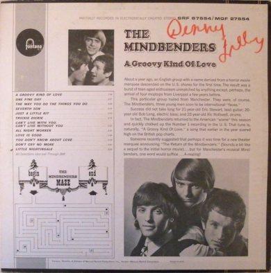 MINDBENDERS 01 COVB