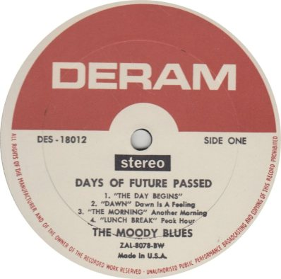 MOODY BLUES 02 DAYS OF