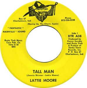 MOORE LATTIE - 67 A