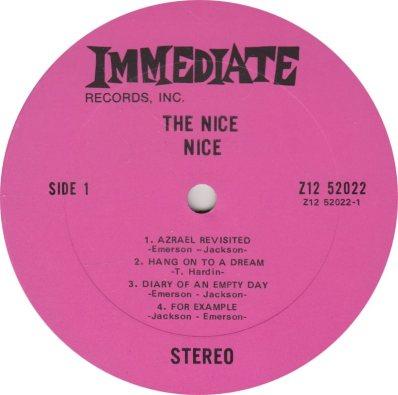 NICE 01 - NIR