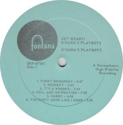 O'HARAS PLAYBOYS 01