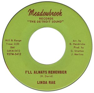 RAE LINDA - 65 A