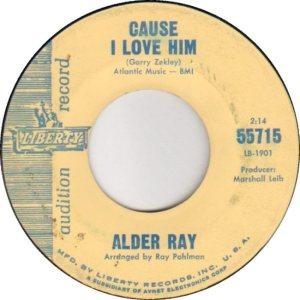 RAY ALDER 64 A