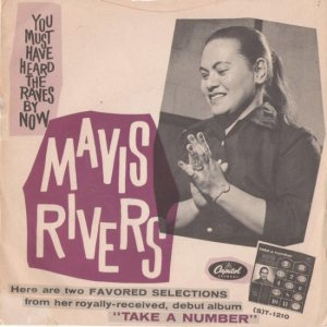 RIVERS MAVIS - 59 PS