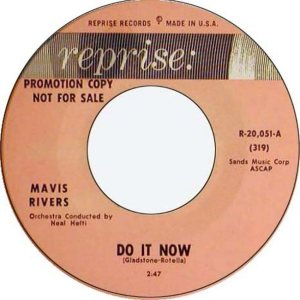 RIVERS MAVIS - 62 A