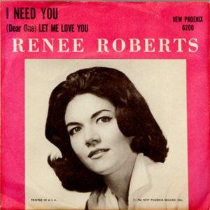 ROBERTS RENEE - 62 A