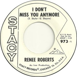 ROBERTS RENEE - 64 A