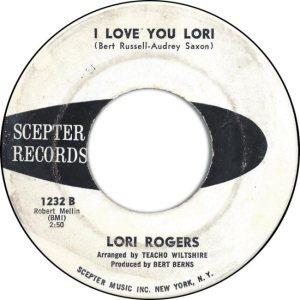 ROGERS LORI 62 B