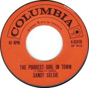SELSIE SANDY 62 B
