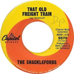 SHACKLEFORDS - CAPITOL 5570 A
