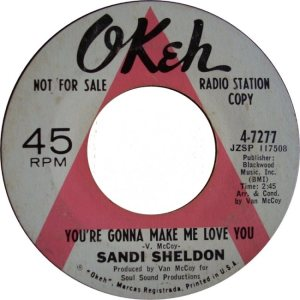 SHELDON SANDI 67 A