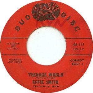 SMITH EFFIE 65 A
