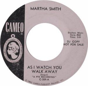 SMITH MARTHA 65 A
