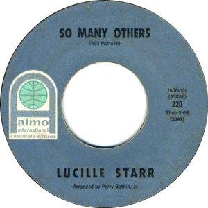 STARR LUCILLE - 65 A