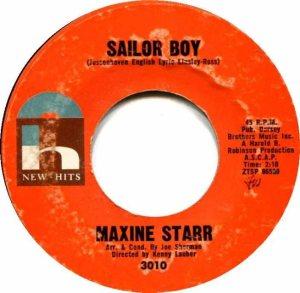 STARR MAXINE 62 B