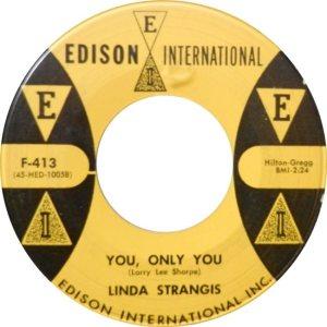 STRANGGIS LINDA 59 B