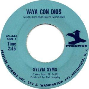 SYMS SYLVIA 67 a