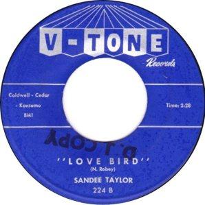 TAYLOR SANDEE 61 A