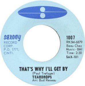 TEARDROPS 64 ADD A
