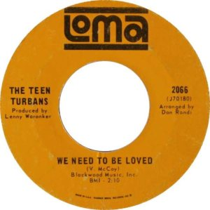 TEEN TURBANS - 66 B