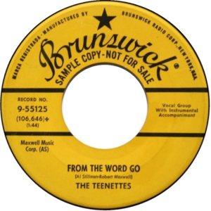 TEENETTES - 65 B