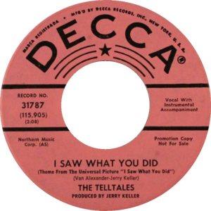 TELLTALES - 65 A