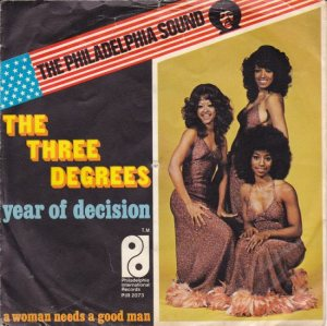 THREE DEGREES 73 NETHERLANDS