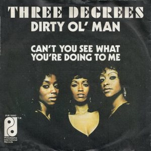 THREE DEGREES GERMAN 73