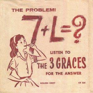THREE GRACES 59 A