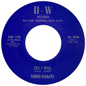 THREE KARATS - 69