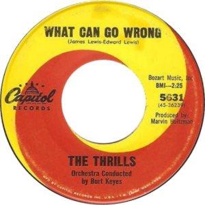 THRILLS - 66 A