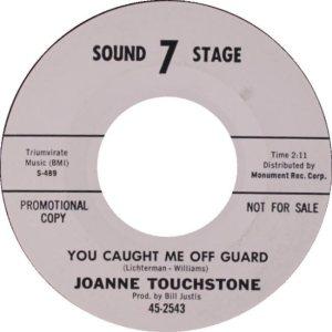 TOUCHSTONE JOANNE 65 B