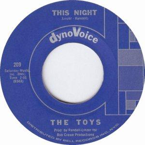 TOYS - 65 C