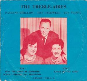 TREBLE-AIRES - 59 A