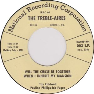 TREBLE-AIRES - 59 B
